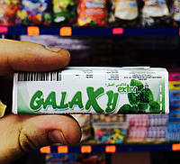 "Жевательная резинка ""Galaxy"" мята пластинки 20шт/290гр"