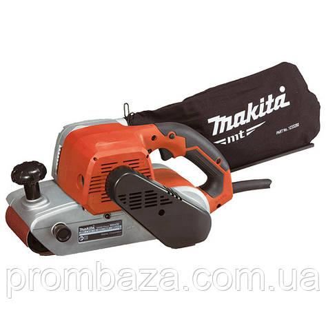 Ленточная шлифмашина Makita MT M9400, фото 2