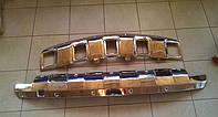 Накладки переднего и заднего бамперов на Mercedes ML-class W164, фото 1