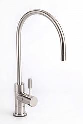 Кран для фільтрів води одинарний нікель