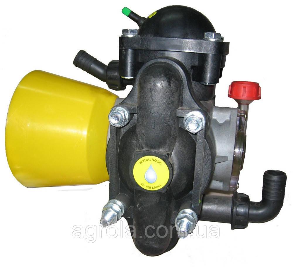 Польский насос на опрыскиватель Agroplast P-120 л/мин