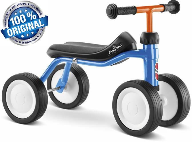 Беговел велобег детский PUKY Pukylino (Германия), голубой (blue)