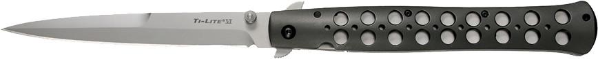 """Нож Cold Steel Ti-Lite 6"""" ALUMINUM HANDLE/XHP"""