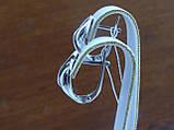 Серьги серебряные, фото 4