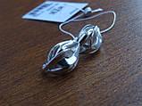Серьги серебряные, фото 5