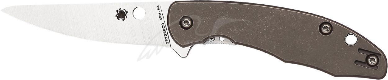 Нож Spyderco Mantra 2 Titanium