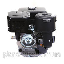 Двигатель Weima WM190F-S (16 л.с., 25 мм, шпонка, ручной стартер, бензин), фото 2