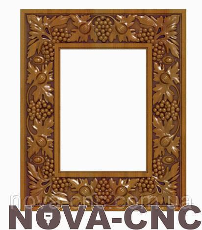 Резная рама из дерева  для картин и зеркал 5
