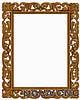 Резная рама из дерева  для картин и зеркал 8