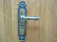 Ручка дверная Gelaris 88-24 левая, правая бронза