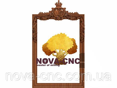 Резная рама из дерева  для картин и зеркал 36