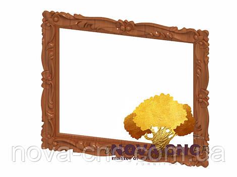 Резная рама из дерева  для картин и зеркал 39