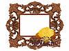 Резная рама из дерева  для картин и зеркал 61