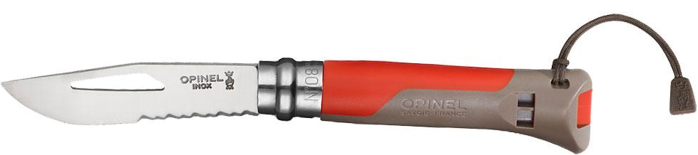 Нож Opinel №8 Outdoor earth-red