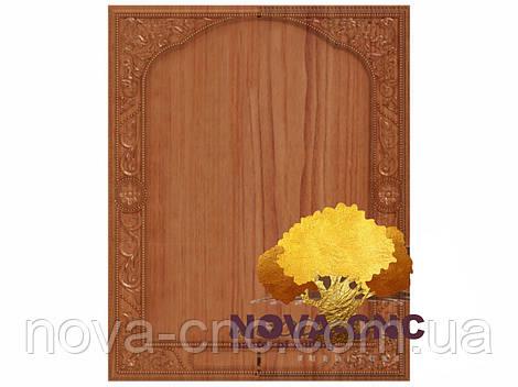 Резная рама из дерева  для картин и зеркал 74