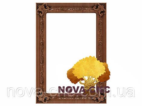 Резная рама из дерева  для картин и зеркал 103