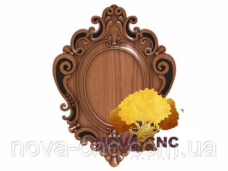 Резная рама из дерева  для картин и зеркал 120