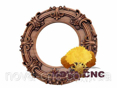 Резная рама из дерева  для картин и зеркал 147