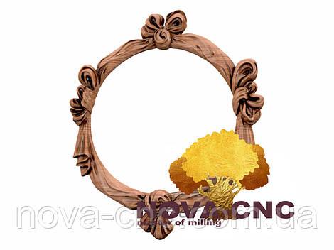 Резная рама из дерева  для картин и зеркал 165