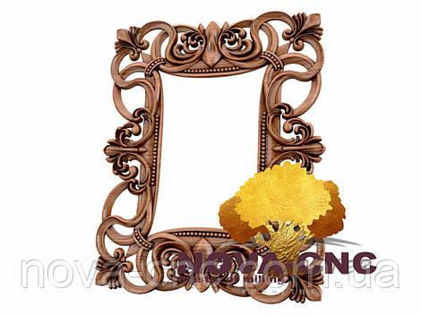 Резная рама из дерева  для картин и зеркал 170