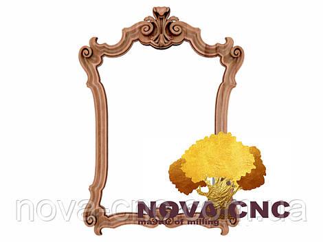 Резная рама из дерева  для картин и зеркал 188