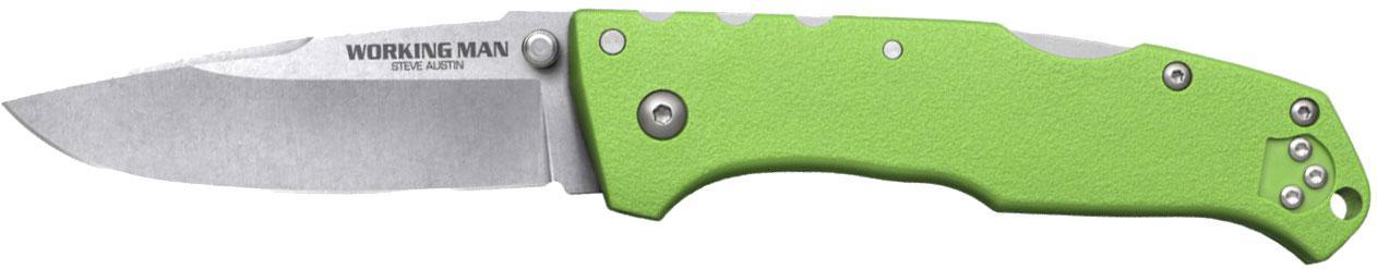 Нож Cold Steel Working Man зеленый