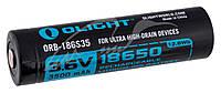 Аккум. батарея Olight 18650 HDС (10A) 3500mAh