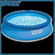 Надувной бассейн Intex 28130 (366*76 см)