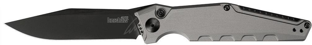 Нож Kershaw Launch 7 CPM154, анодированный алюминий, 2-хсторонняя клипса