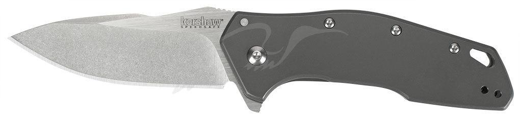 Нож Kershaw Eris 8Cr13MoV, нержавеющая сталь, 2-хсторонняя клипса