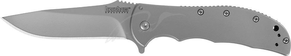 Нож Kershaw Volt SS 8Cr13MoV, нержавеющая сталь, 3-хпозиционная клипса