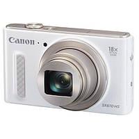 Фотоаппарат Canon PowerShot SX610 HS White