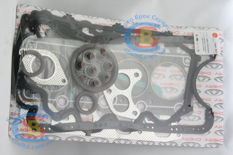 Набор прокладок на чери амулет амулет салон на волгина
