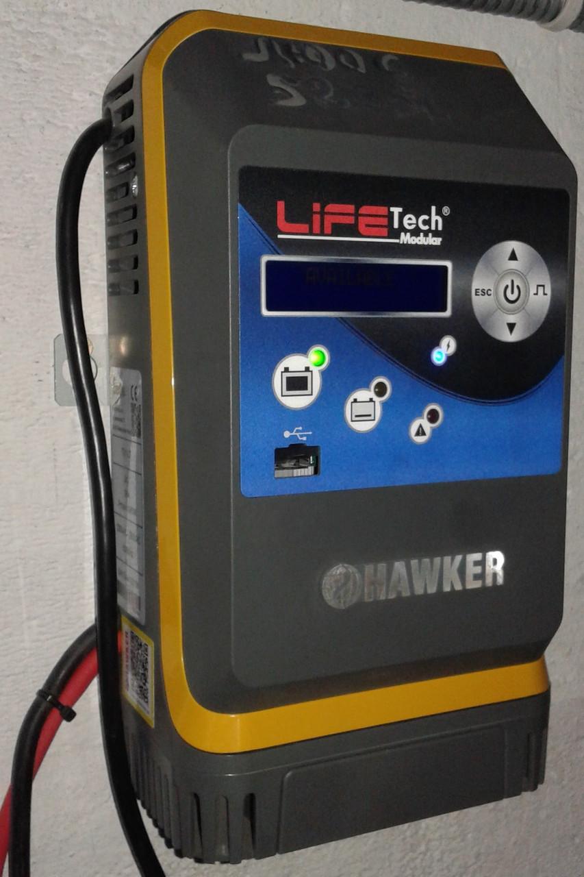 Однофазное зарядное устройство Hawker TC1 1kW