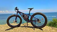 "Электровелосипед Fat Bike 26"" (литий-ионный аккумулятор)"