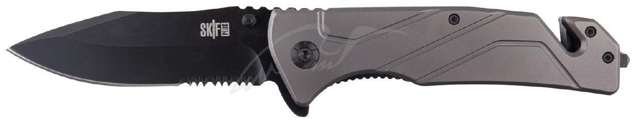 Нож SKIF Plus Jolly Black Serr