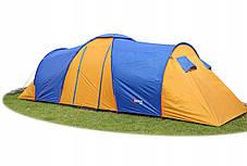 Палатка Abarqs Clif 6, тамбур,проклеенные швы, фото 2