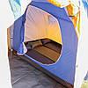 Палатка Abarqs Clif 6, тамбур,проклеенные швы, фото 5