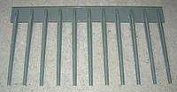 Решетка пальцевая стрясной доски 34-2-12-1-2