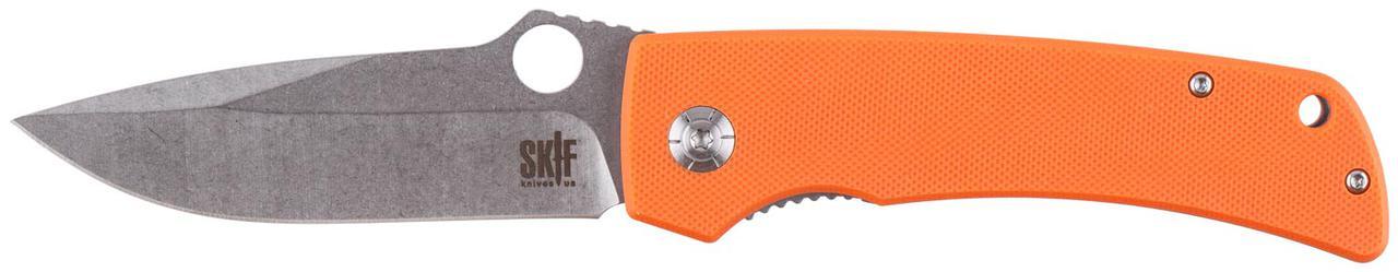 Нож SKIF Hole Orange