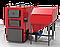 Котел твердотопливный Ретра-4М Combi 65 кВт с ретортной горелкой и бункером, фото 2