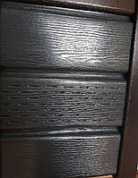 Софіт Будмат BudMat 3 м х 0.30 см Графіт 0.918 м.кв Польша