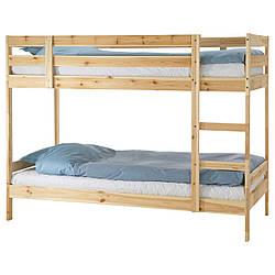 ✅ IKEA MYDAL (001.024.52) Кровать, сосна