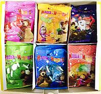 """Желейная конфета """"Jelaxy mix Маша и Медведь"""" 6 видов 36шт/720гр"""