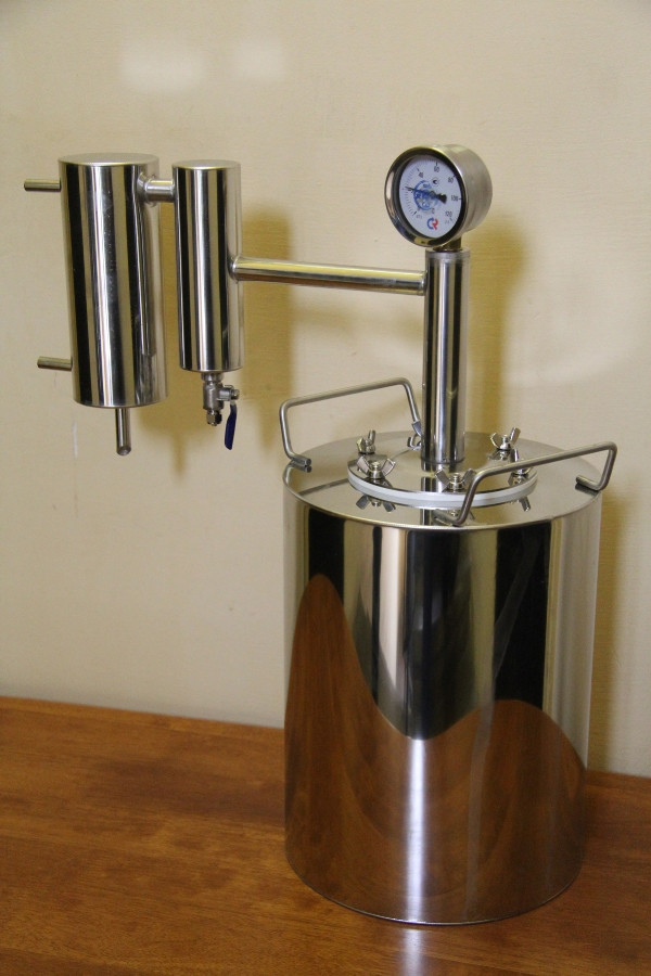"""Дистиллятор """"Термосфера"""" 30 литров с ТЭНом"""