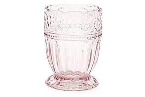 Стакан 325мл колір - рожевий (581-018)