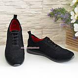 Кросівки дитячі для хлопчика з натуральних матеріалів, фото 2