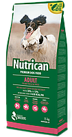 Nutrican Adult 15 кг+2 кг  корм для собак