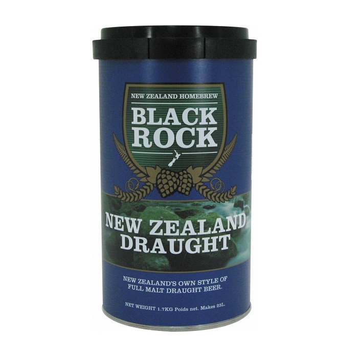 Пивная смесь Black Rock NEW ZEALAND DRAUGHT