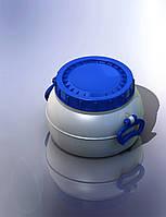 Бочка 12 литров (НЕ герметичная крышка)